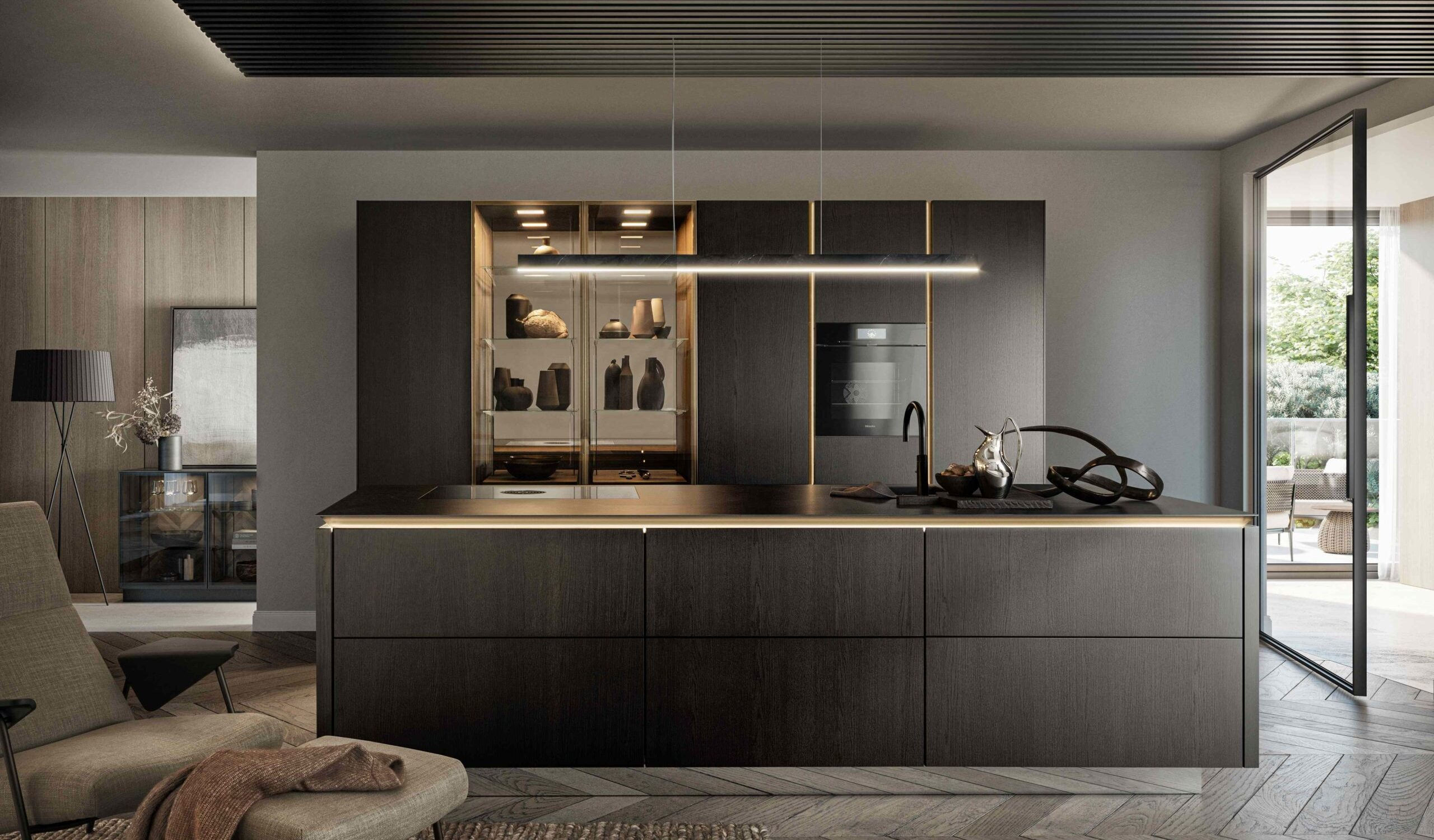 """Best of Best"""" for the new SieMatic SLX, ICONIC AWARDS 19 – Espacio"""